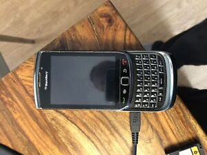Blackberry Torch 9800 - turns on but not loading OS