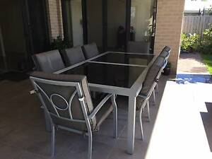 Outdoor Table and Chairs for 8 Wellington Point Redland Area Preview