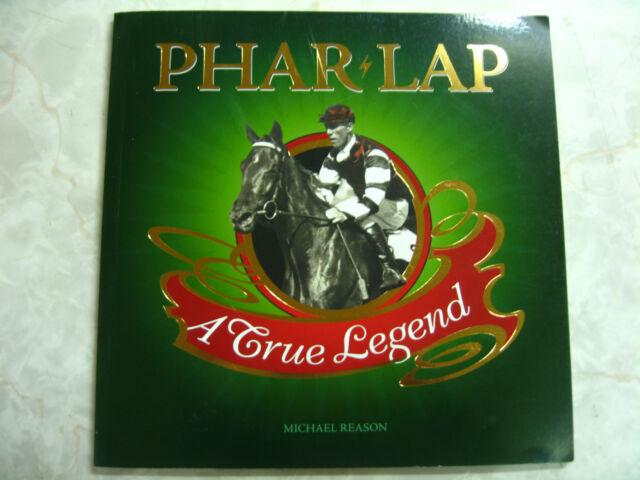 Phar Lap by Michael Reason pb 2009 B24