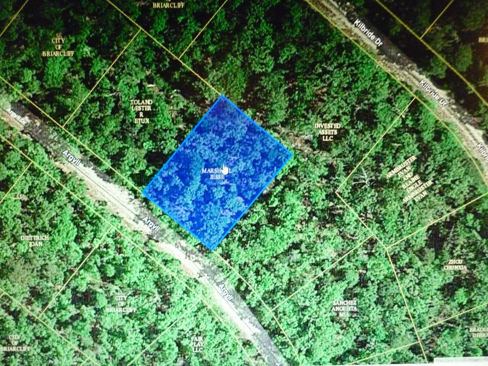 8817 Sq Ft .2024 Ac Briarcliff, AR- HALF Mile To Norfork Lake POWER CLOSE BY - $1.00