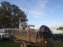 Fish hunter Collombatti Kempsey Area Preview