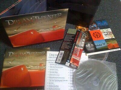Dream Theater Greatest Hits (DREAM THEATER / greatest hits /JAPAN LTD 2CD OBI sticker )