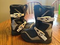 Youth 13 dirt bike boots