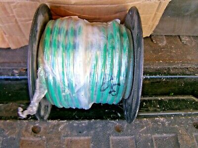 6 Awg Gauge Mtwthhnthwn Green Stranded Copper Wire 38 Ft