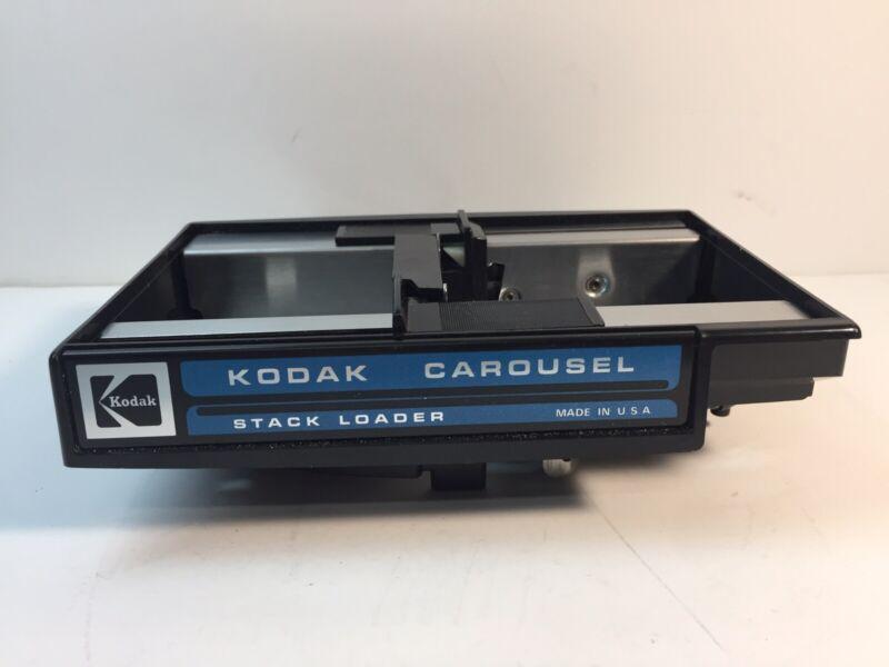 Kodak Stack Loader B40 For Carousel/Ektagraphic Slide Projectors Tray