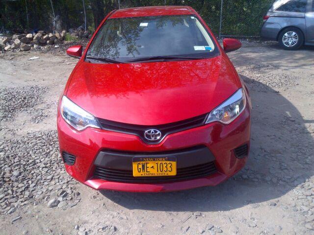 Imagen 1 de Toyota Corolla  red