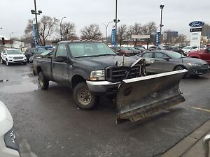 Ford F-350 diesel with 120000km