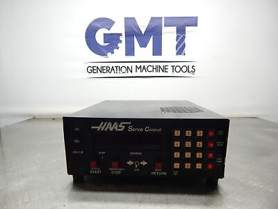 Haas Cnc Servo Control 14 Pin As Is Rebuildrepair Gmt-1917