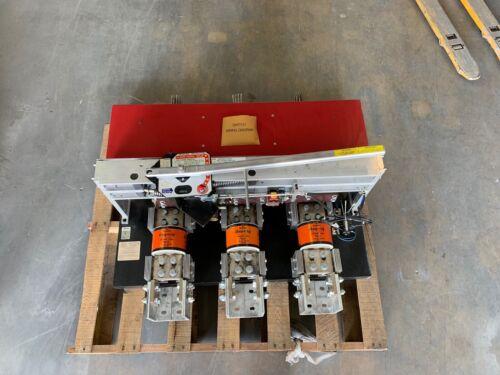 Pringle Switch 3000 Amp 480v 3 Pole Fusible A4by3000 Qa-3033-cbc