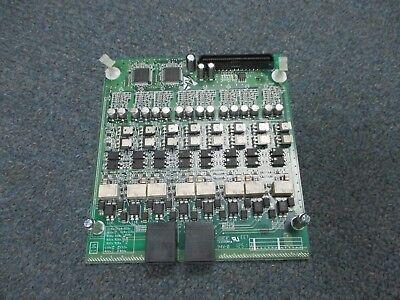 Nec Univerge Sv8100 8300 Pz-8lce 670115 8 Port Analog Station Daughter Board