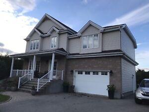 4 bedroom house for sale in st clet! maison a vendre st clet!