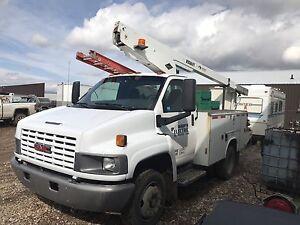 C4500 Duramax Bucket Truck