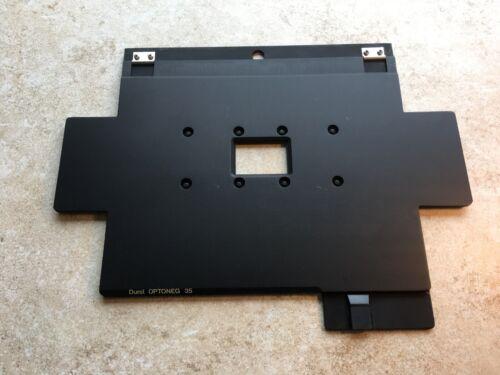 Durst Optoneg 35 Enlarger Negative Carrier 35mm Negative carrier Fits  Optopia
