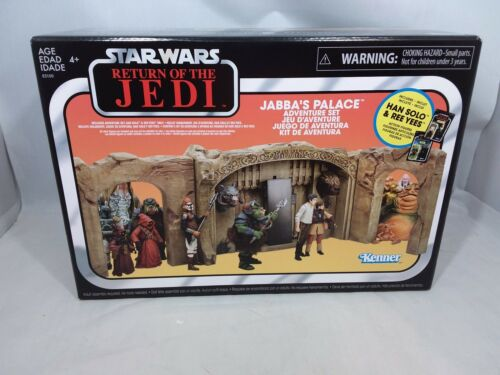 Hasbro Star Wars Return of the Jedi 3.75 in Jabba's Palace P