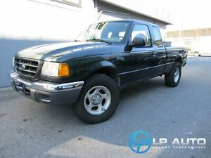 2003 Ford Ranger XLT 4.0L 4x4! Solid Condition! A/C!