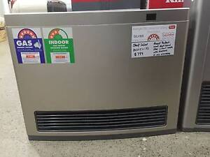 1 x Shop Soiled Rinnai Avenger 25 Gas Heater - Champagne - LPG Caringbah Sutherland Area Preview