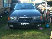 BMW 320 i 1993, 2.0 6cyl RWD Telarah Maitland Area Preview