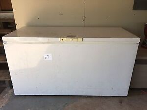 Chest Freezer-SOLD