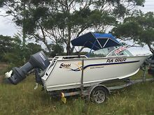 BOWRIDER FUNSEEKER Anna Bay Port Stephens Area Preview