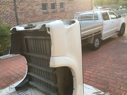 Toyota Hilux top West Ryde Ryde Area Preview