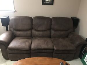 La-Z-Boy Reclining Sofa and Chair