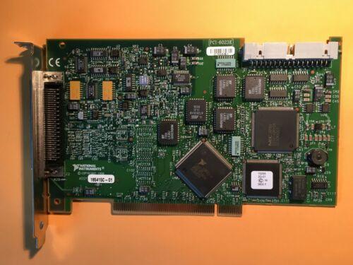 National Instruments PCI-6023E Multifunction DAQ 185415C-01