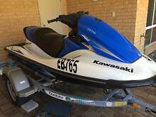 Kawasaki STX-15F Fishing Jetski With GPS/Fish Finder and Audio Innaloo Stirling Area Preview