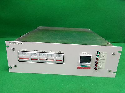 Ulvac Bake Heater Unit Rx From Entron 300mm Pvdused