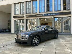 Rolls-Royce Wraith -Leasing ab 3490,-Euro netto o. Anzahlung