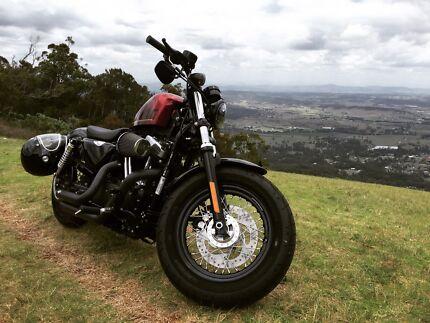 Harley Davidson Forty Eight XL1200X Sportster