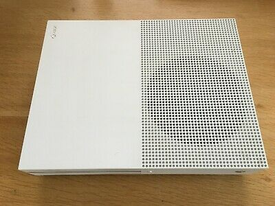 Microsoft Xbox One Slim S Console 500GB White Console Only