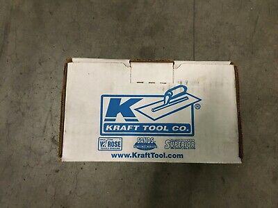 Kraft Tool Cc800 Concrete Bull Float Bracket 4-bolt Accepts Threaded Handles