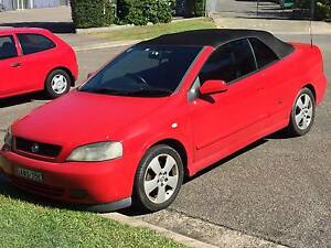 2005 Holden Astra Convertible Wyoming Gosford Area Preview