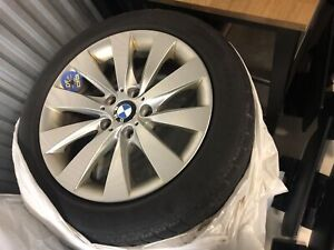 BMW 335 Winter Wheels
