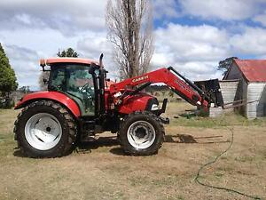 MAXXUM 140 Frontend loader, 4wd Tractor. Walcha Walcha Area Preview