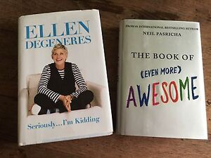 Ellen Degeneres, Book of Awesome