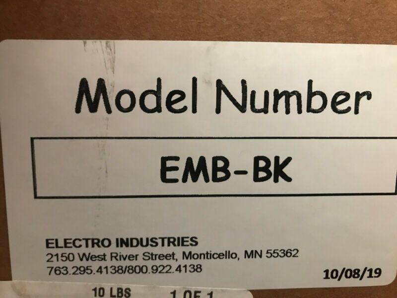 Electro Industries EMB-BK Basic Installation Plumbing Kit