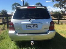 Toyota Kluger Grande 2004 Model Great Condition Windsor Downs Hawkesbury Area Preview