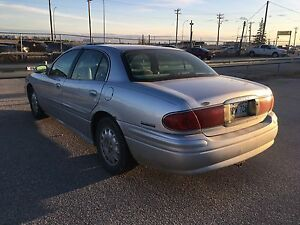 2001 Buick Lesabre Safetied