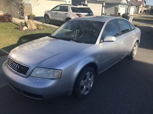 2000 Audi A6  2.7 turbo mechanic special