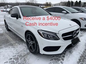 Mercedes Benz C43 lease takeover