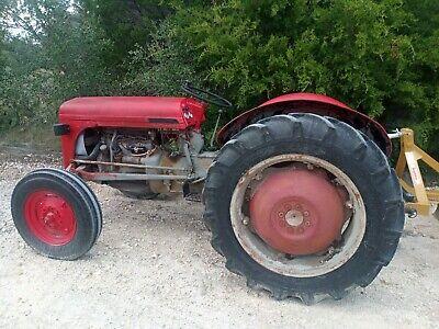 Massey Ferguson To30 Tractor