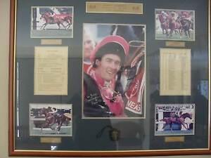 "Horse Racing Memorabillia ""Darren Beadman's Sweet Memories"" Hamlyn Terrace Wyong Area Preview"