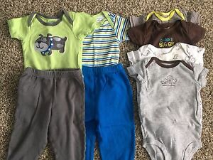 Baby clothes - 6m
