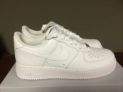 Nike Air Force 1 Low White Classic 07 07 315122 111 Limited Rare Af1 Premium