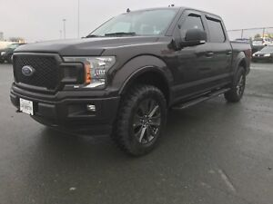 2018 F150 Sport 302a Special edition (Lifted/tires)