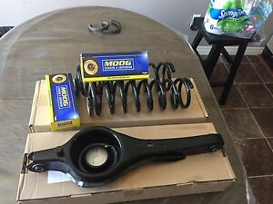 Ford Focus rear susp parts