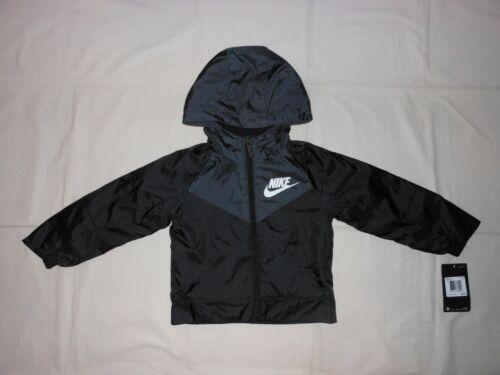NWT Nike Toddler Boys black jacket, Size 2T