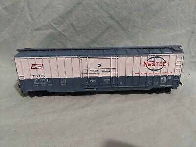Ho Scale  50' Box Car Nestle