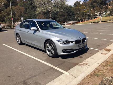 BMW 320D Sport Line Late Model For Quick Sale